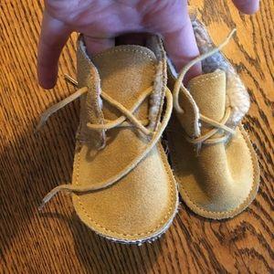 Baby Gap Booties 18-24 months